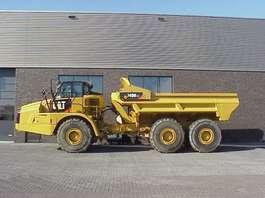 camião basculante com rodas Caterpillar 740 B EJ EJECTOR TRUCK 6X6 740 B EJ EJECTOR TRUCK 6X6 2012