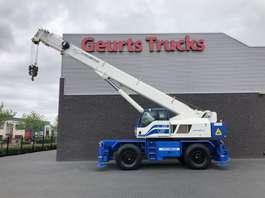 rough terrain crane Terex MANOTTI ARM 600 RT CRANE UNUSED 2X IN STOCK