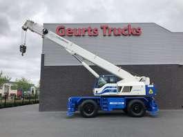 rough terrain crane Terex MANOTTI ARM 600 RT CRANE UNUSED 60 TONS