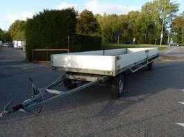 Plattform PKW-Anhänger Hapert schamelwagen 2003
