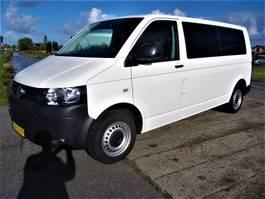 minivan - passenger coach car Volkswagen Transporter Kombi 9 pers lang 2.0 TDI L2H1 2014