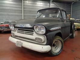 voiture particulière pickup Chevrolet Apache 32 LONGBED 1/2 TON 1959