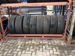 Tire set truck part Continental LDR 265/70R17,5