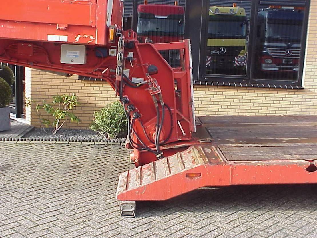 Tieflader Auflieger Langendorf SATAH-H 30/33 2008