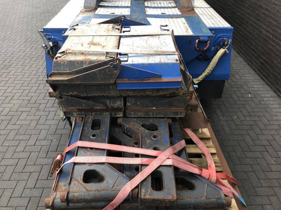 Tieflader Auflieger Scheuerle SMDEL TP 2+5 LOWLOADER 2008