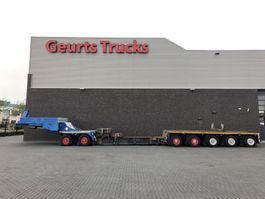 lowloader semi trailer SCHEUERLE SMDEL TP 2+5 LOWLOADER 2008