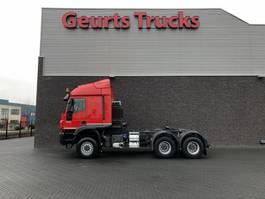 heavy duty tractorhead Iveco Trakker 560 SIVI 6X6 275 TONS 2011
