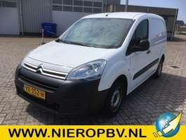 closed lcv Citroen Berlingo 1.6 Blue HDI 100 Club Economy 2016