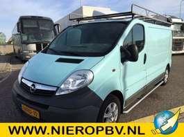 закрытый ЛКТ Opel Vivaro 2.5CDTI/84KW-DPF-E4 2.9T L2H1 2010