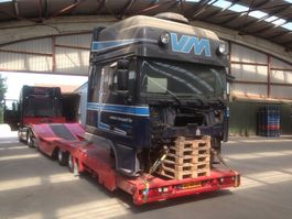 cabine truck part DAF XF cabine