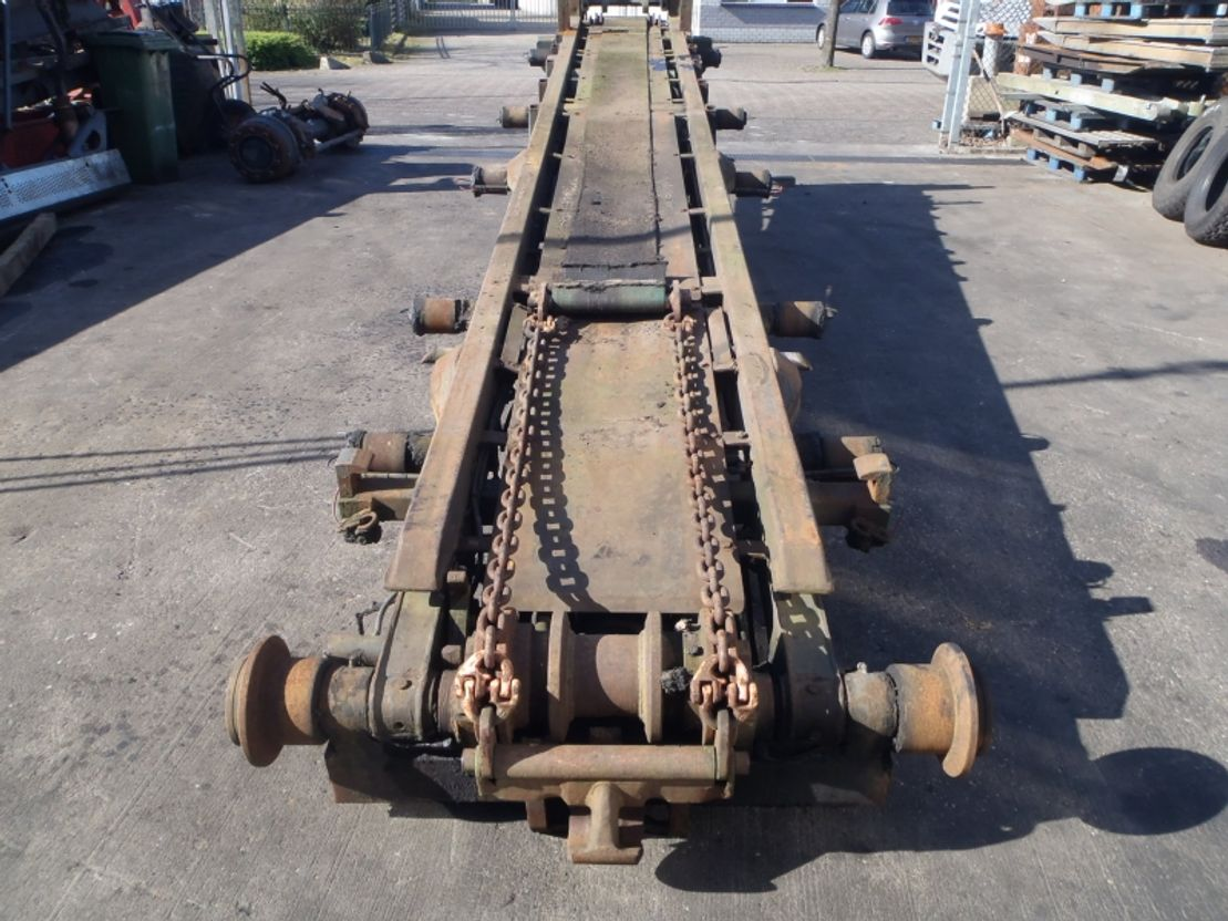 Container system truck part Diversen Diverse NCH 20 TON KETTING SYSTEM 2001