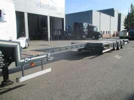 semi lowloader semi trailer Vlastuin VTR Semi 3 as low loaders , 2020