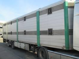 Viehauflieger MTD K Viehtransporter , veeoplegger , livestock type 2 !!! 2006