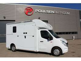 horse closed box lcv Renault Master 170 Horsetruck 2020