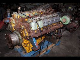 engine equipment part Mercedes Benz OM424A