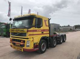 heavy duty tractorhead Volvo FM 12 - 480 8 X 4 2008
