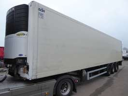 полуприцеп-рефрижератор Sor Carrier Vector 1800, DE, 246 breit/width, ABS, Full chassis , barn doors... 2004