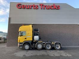 heavy duty tractorhead Scania R500 LA 8X4 /4 HNC 4X VORHANDEN 2007