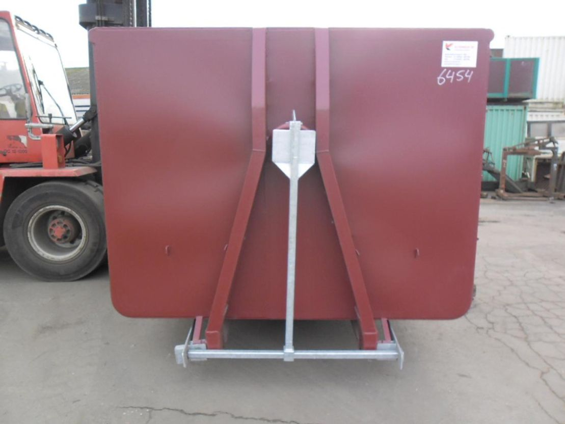 Container system truck part Vernooy CONTAINERSLOTEN