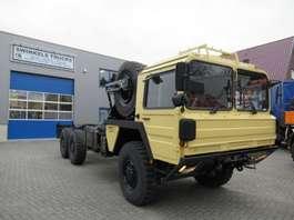 autocarro militare MAN KAT 7T MIL 6x6 A1  Chassie-Cabine 1991