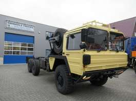 camion militaire MAN KAT 7T MIL 6x6 A1  Chassie-Cabine 1991