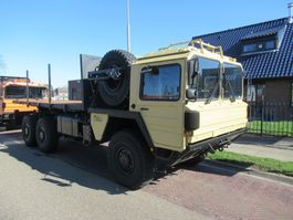 Militär-LKW MAN KAT 7T MIL 6x6 A1  Chassie-Cabine 1991