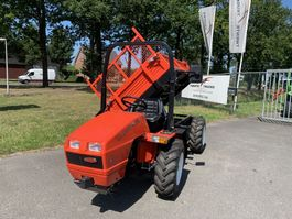 Baustellen-Muldenkipper, bereift Goldoni Transcar E 33 4x4 driezijdige kipper 3 sided tipper mini kieper 3 zijdig 2019