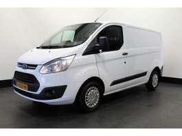 samochód dostawczy zamknięty Ford Transit Custom 2.2 TDCI 125PK - Airco - Cruise - € 10.900,- Ex. 2014