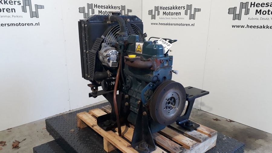 Used Kubota D1105 Engine |Trucksnl com
