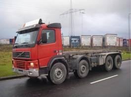 container truck Volvo FM 12 8X2 380 HK 2001