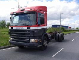 chassis cab truck Scania P 94 DB 6X2 2001