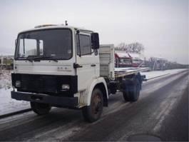 chassis cab truck Magirus Deutz 168 M 11. 4077 1983