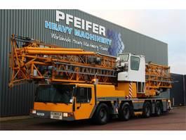 mobile tower crane Liebherr MK80 2006