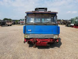 Engine truck part Iveco 79-14  4X2     ZETA 1989