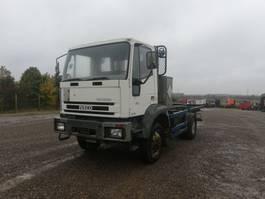 chassis cab truck Iveco 95 E 21 W 4X4 EURO CARGO 1997