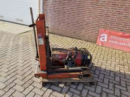 miscellaneous item BANDENWISSEL systeem