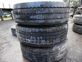Комплект шин запчасть для грузовика Bridgestone lot van 8 diepladerbanden