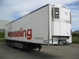 refrigerated semi trailer Van Eck Ut-3 koeler Koel-vries oplegger 2004
