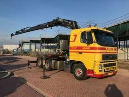 crane truck Volvo FH 12 - 400 EURO 5 + FASSI F 310 2007