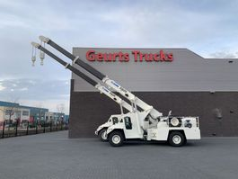 all terrain cranes XCMG ZQ 20 TONS PICK AND CARRY CRANE 2X IN STOCK 2010