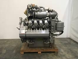 Engine truck part MTU 8v4000 2009