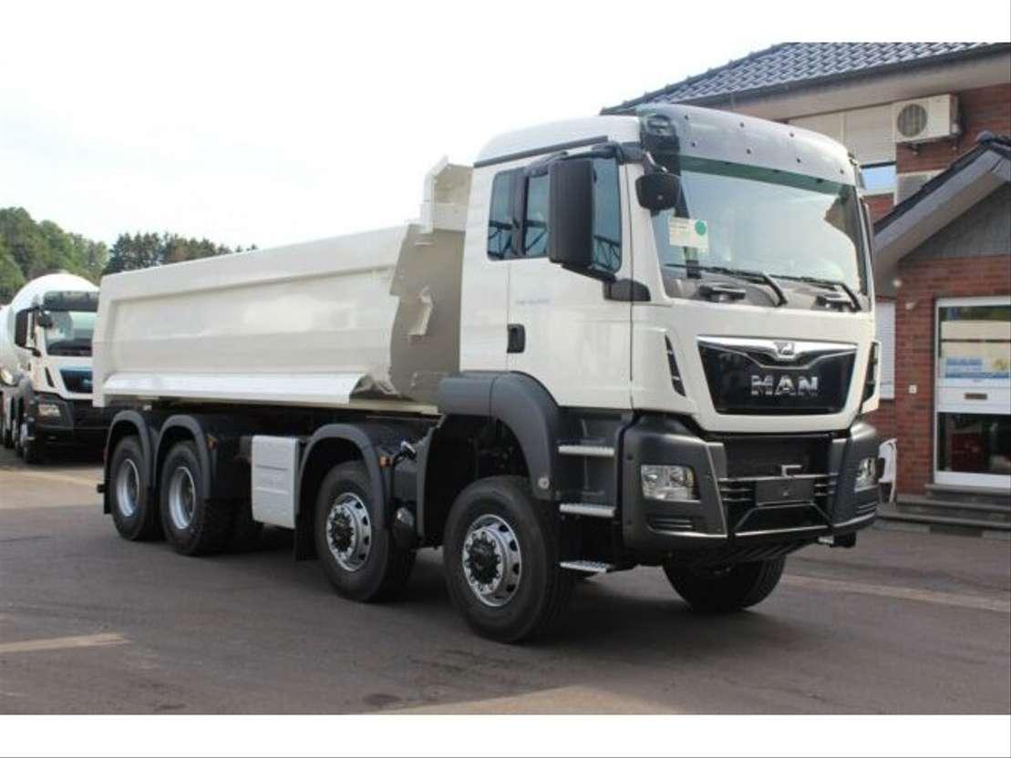 MAN TGS 41 420 8x8/ Meiller Kipper / EURO 6 | Tipper truck