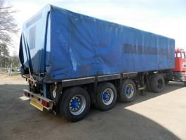 other semi trailers Kaiser 3-assige oplegger 1997