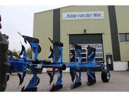 reversible plow New Holland PMVS 4 2018