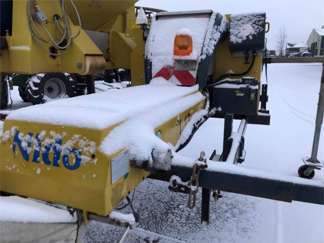 inne maszyny leśne/komunalne Nido Stratos 08-24 PAXN 2002