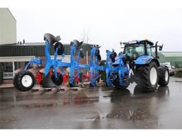 reversible plow Kongskilde New Holland PHVS 5 2018