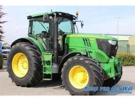 farm tractor John Deere 6210R 2013