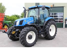 farm tractor New Holland T6.160 AC 2015