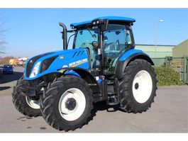 farm tractor New Holland T6.145 2017