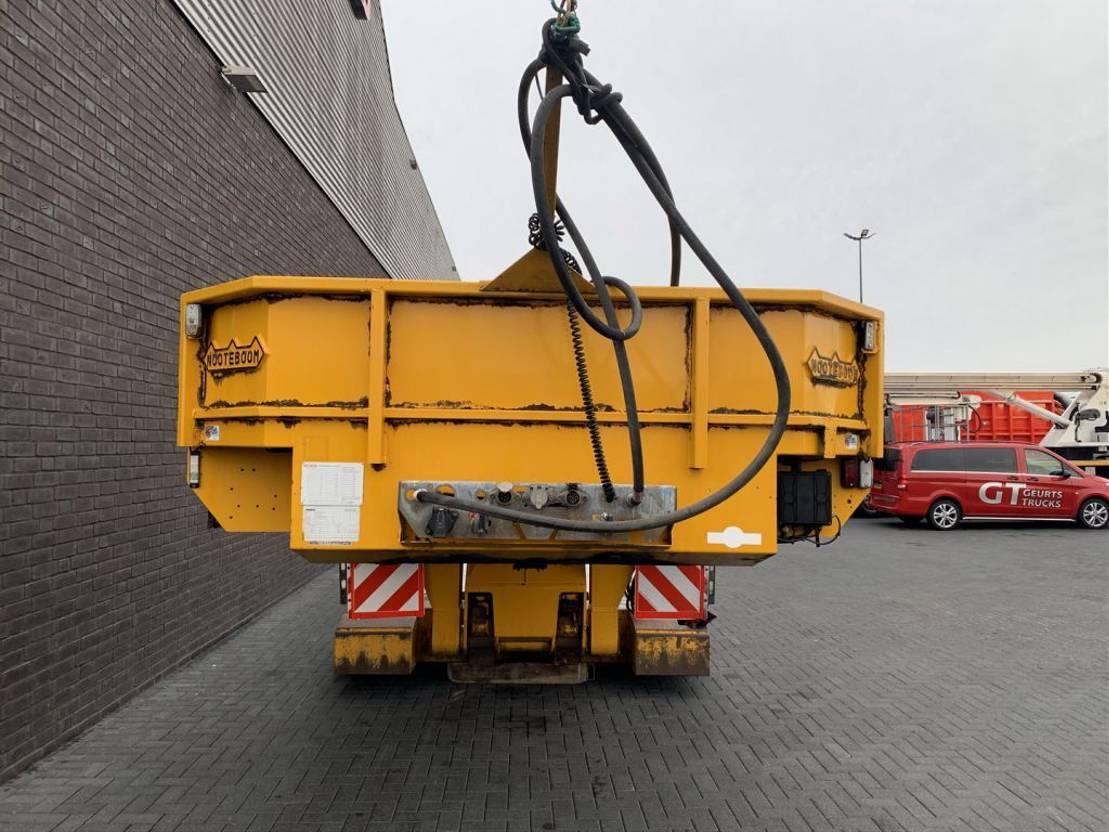 Tieflader Auflieger Nooteboom EURO 38-02  DIEPLADER 2009